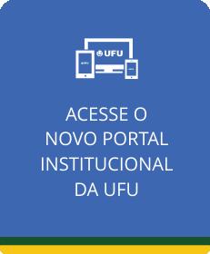 Acesse o novo portal institucional da UFU
